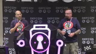 DEF CON 24 - Jay Beale and Larry Pesce - Phishing without Failure and Frustration