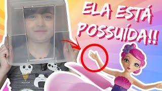 🧚♀️ FUI BRINCAR COM A FADA VOADORA E OLHA NO QUE DEU! 🧚♀️ | Unboxing de Brinquedo: Flying Fairy 🎁