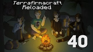 Terrafirmacraft Reloaded with Mindcrack 040 - can't escape the matrix