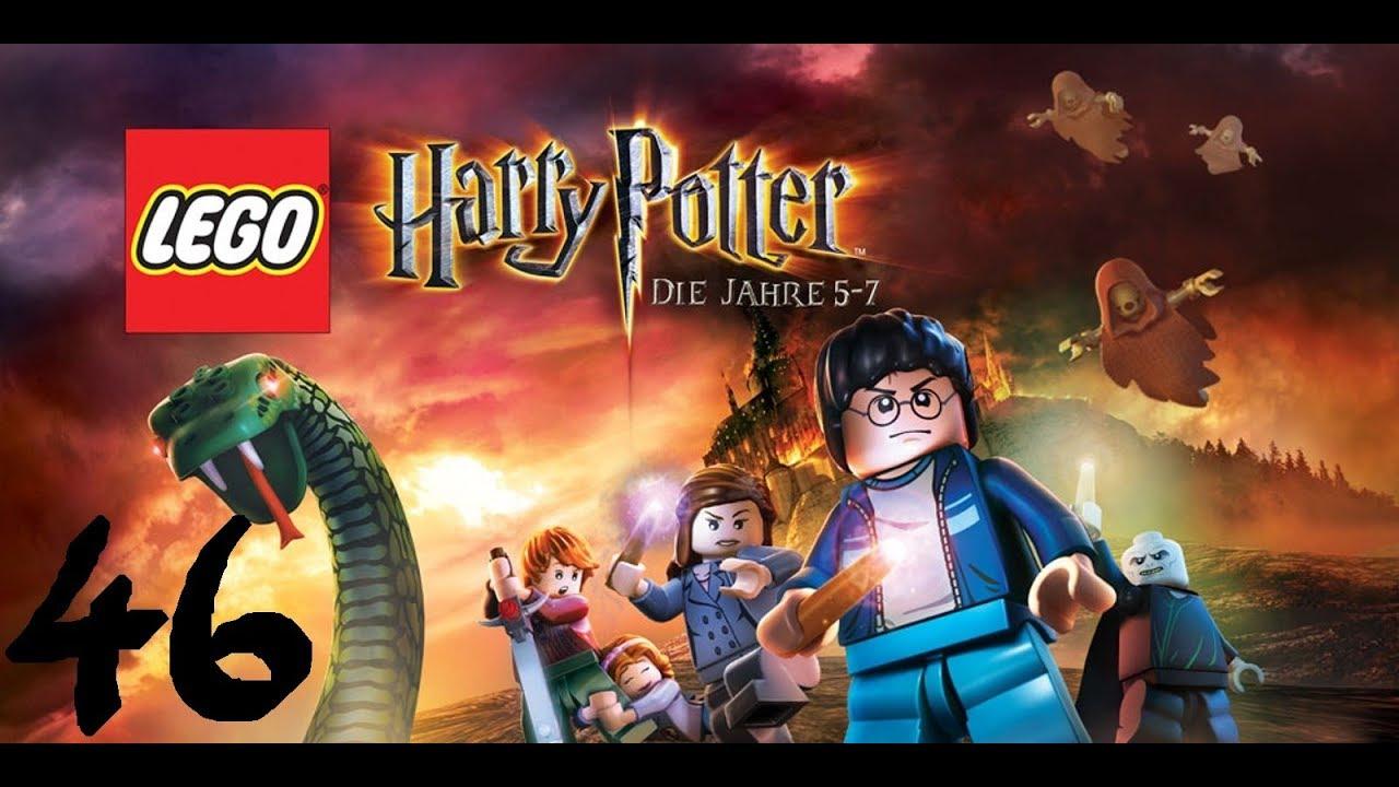Let S Play Lego Harry Potter 5 7 046 Schwarze Magie Youtube