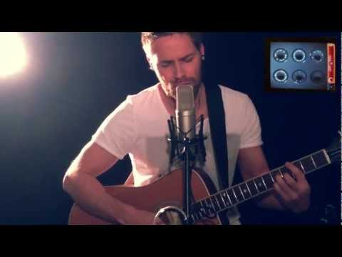 """IPad musician loopy HD looping pedal performance - """"Isnt it"""" - One Man Band"""