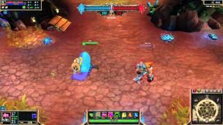 Pool Party Dr Mundo Skin Spotlight - Pre-Release - League of Legends