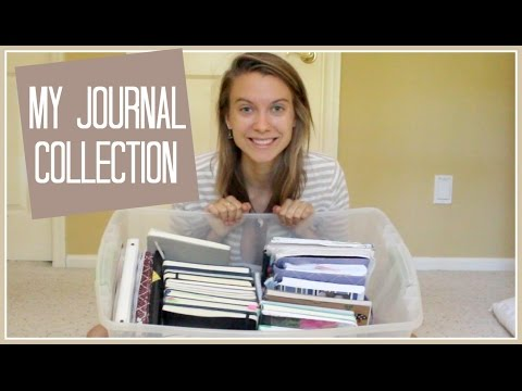 My Journal Collection
