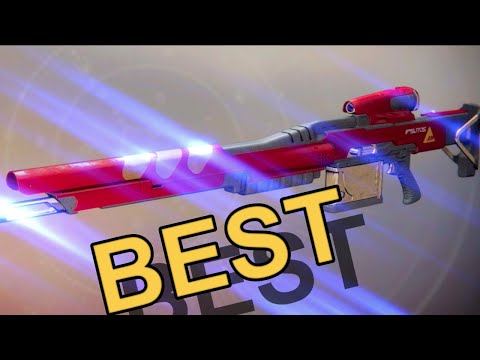 The new BEST Sniper in destiny 2?! New Monarchy (MAXIM XI)
