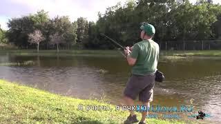 Приколы на рыбалке интересное смешное видео всего мира Shock on fishing shock