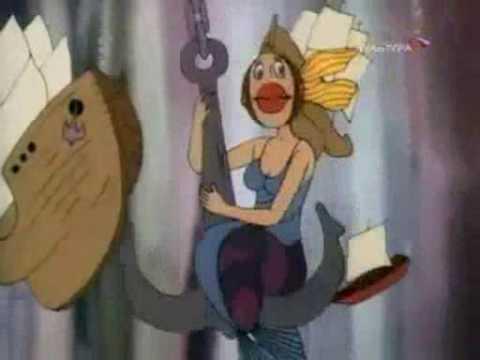 Арменфильм: В синем море, в белой пене… Советские мультфильмы-сказки в HD качестве