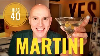 HARRY HAS A COCKTAIL - Episode 40 - Martini