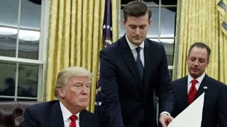 Congress investigating Rob Porter security clearance timeline