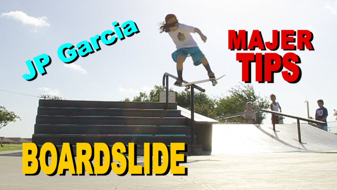 how to get out of a boardslide
