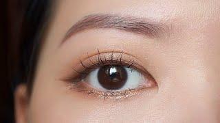 NATURAL BROWN EYE MAKEUP | TRANG ĐIỂM MẮT TONE NÂU TỰ NHIÊN | Chanchan Eyemakeup