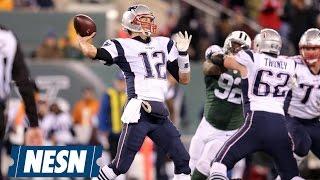 Patriots' Keys Against Jets: Keep Tom Brady Upright