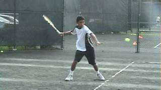 Forehands - By ritennisacademy.com