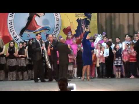 "Andjela Filipciuc-Pavel, International Dance Festival""Harmony of Danube"""