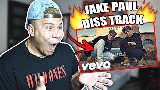 REACTING TO MARTINEZ TWINS JAKE PAUL DISS TRACK