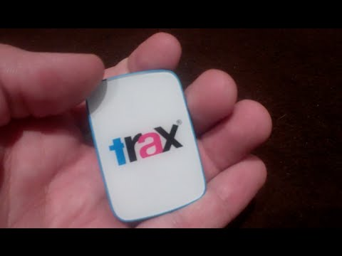 TRAX - GPS CHILD/PET TRACKER - UNBOXING