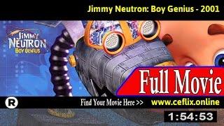 Jimmy Neutron: Boy Genius (2001) Full Movie Online
