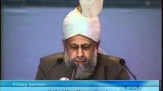 Rope of Allah (hublullah), Urdu Friday Sermon 26 August 2005, Islam Ahmadiyya