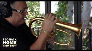 Exclusive scenes with Arturo Sandoval Jimmy Scott Tribute Monica Mancini & Oscar Castro Neves
