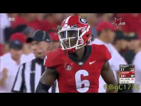 quality design c7e3e ea126 Javon Wims vs Missouri 2017