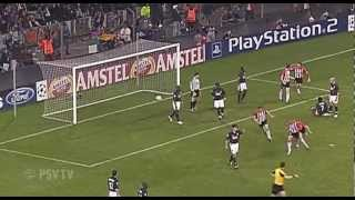 PSV - Olympique Lyon (13 april 2005): 1-1