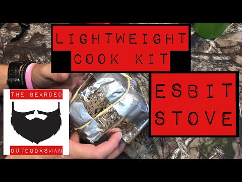 Esbit 3 Piece Cookset | Review with Modifications (Lightweight, packable, and durable)