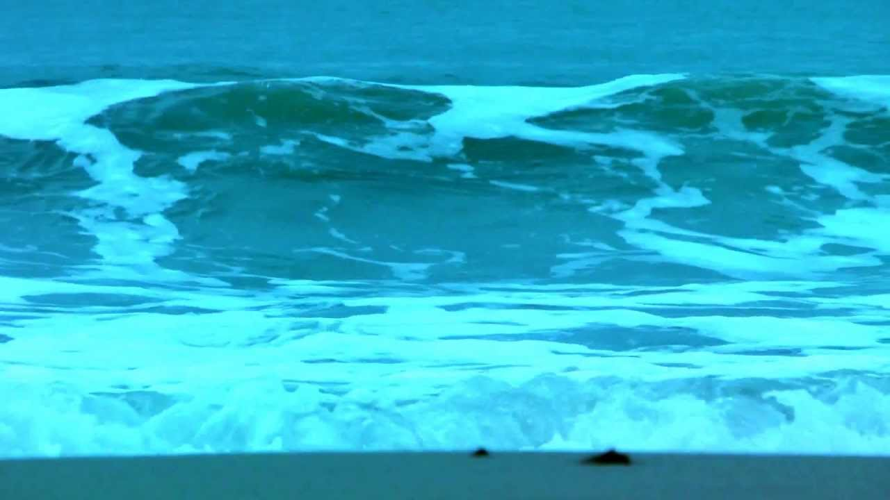 1 Hour Relaxing Ocean Waves