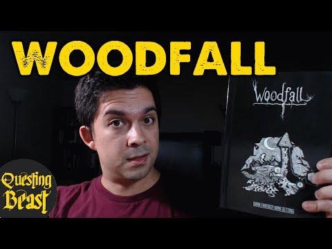 Woodfall: OSR DnD Setting Review