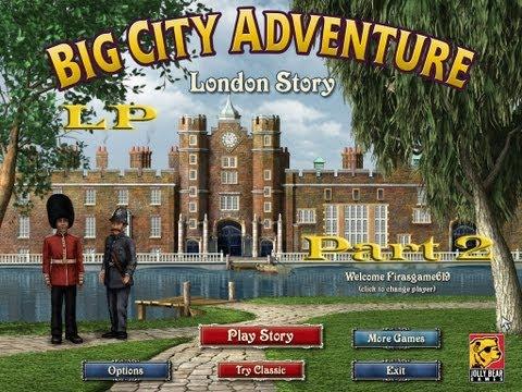 Let's Play Big City Adventure London Story Part 2