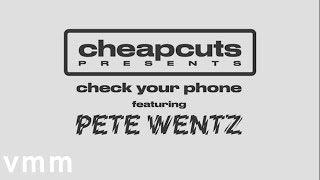Check Your Phone - Cheapcuts feat. Pete Wentz of Fall Out Boy    vmm [no copyright music]