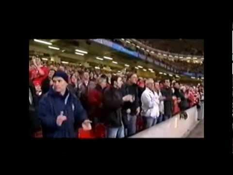 Katherine Jenkins - Welsh National Anthem