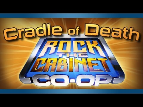 Cradle of Death - Rock the Cabinet 2017 - YouTube