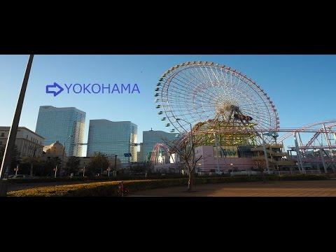 A Day in Yokohama 2017