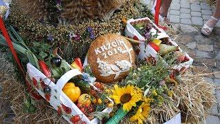 Świętokrzyscy rolnicy dziękowali za plony