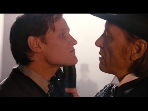 Doctor Who - The Name of the Doctor - The Tomb opens