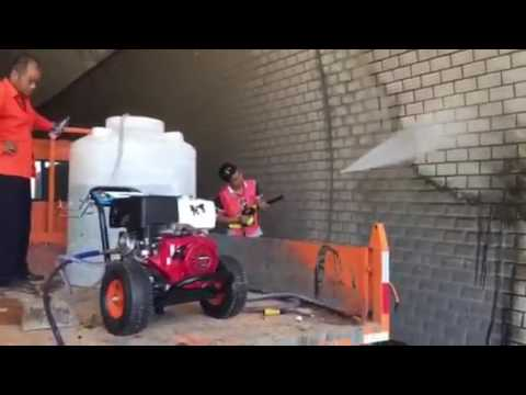 High pressure washer for cleaning tunnel(JHW-280)