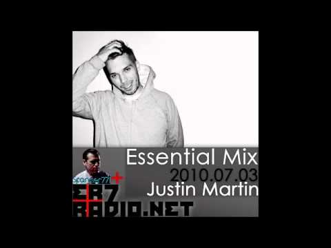 Justin Martin  BBC Essential Mix 2010