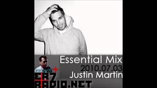 Justin Martin - BBC Essential Mix 2010