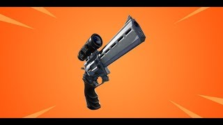 *NEW* SCOPED REVOLVER IS BROKEN! - Fortnite Funny and Epic Moments! #2