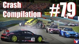 iRacing Crash Compilation #79
