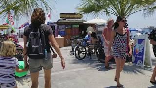 Catamaran Hotel Resort walk through - Mission Bay San Diego Hotels Our Vacation