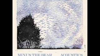 Minus the Bear - We Are Not a Football Team (Acoustic)