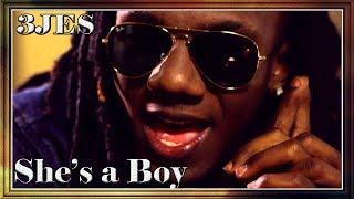 Música Haitiana - 3jes - She's a Boy