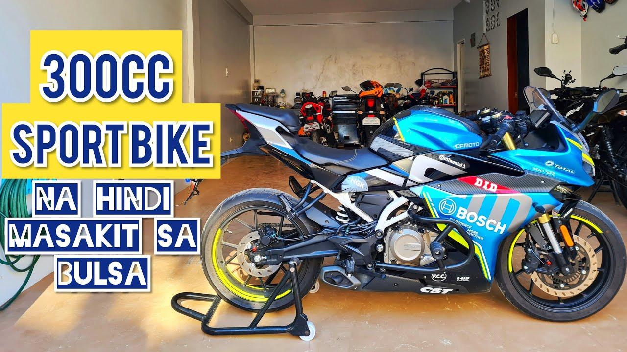 CF Moto 300SR | Full Review, Sound Check, First Ride | Jao Moto