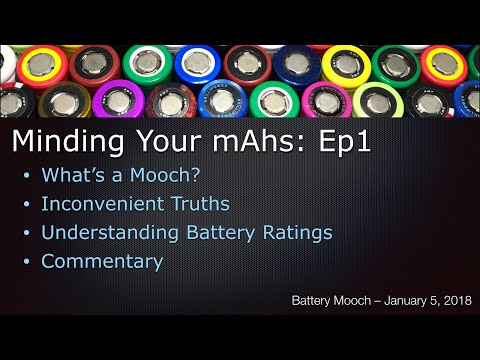 Minding Your mAhs – Ep1 – Battery Mooch
