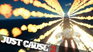 JUST CAUSE 3 FASTEST PLANE! :: Just Cause 3 Mods Showcase!