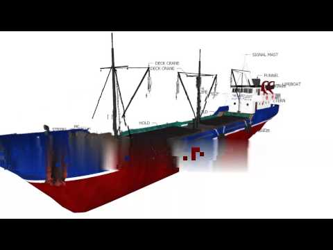 Dry Cargo Ship