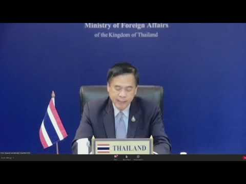 #OSCEMC20 Statement by the Head of the Delegation of Thailand (Partner for Co-operation)