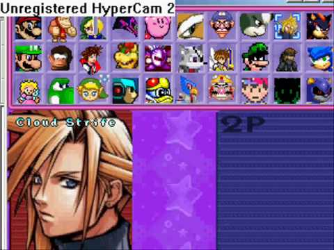 SMASH BROS MUGEN ROSTER!! (Some Char  Cuts & Replacements)