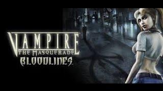 12)Vampire:The Masquerade-Bloodlines VHS ПОРНО