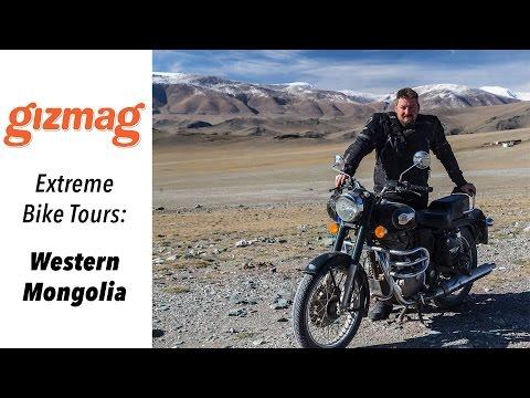 Extreme Bike Tours: Western Mongolia on a Royal Enfield